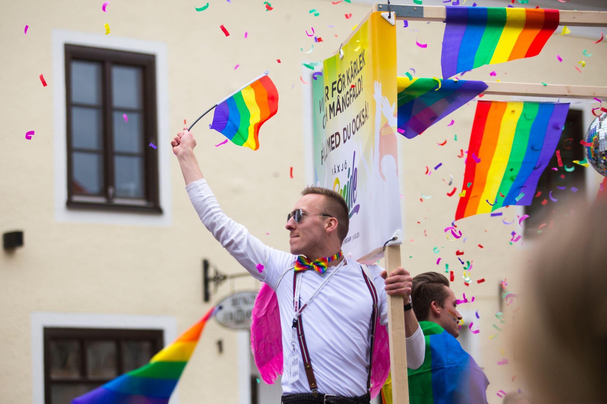 Växjö Pride 2018