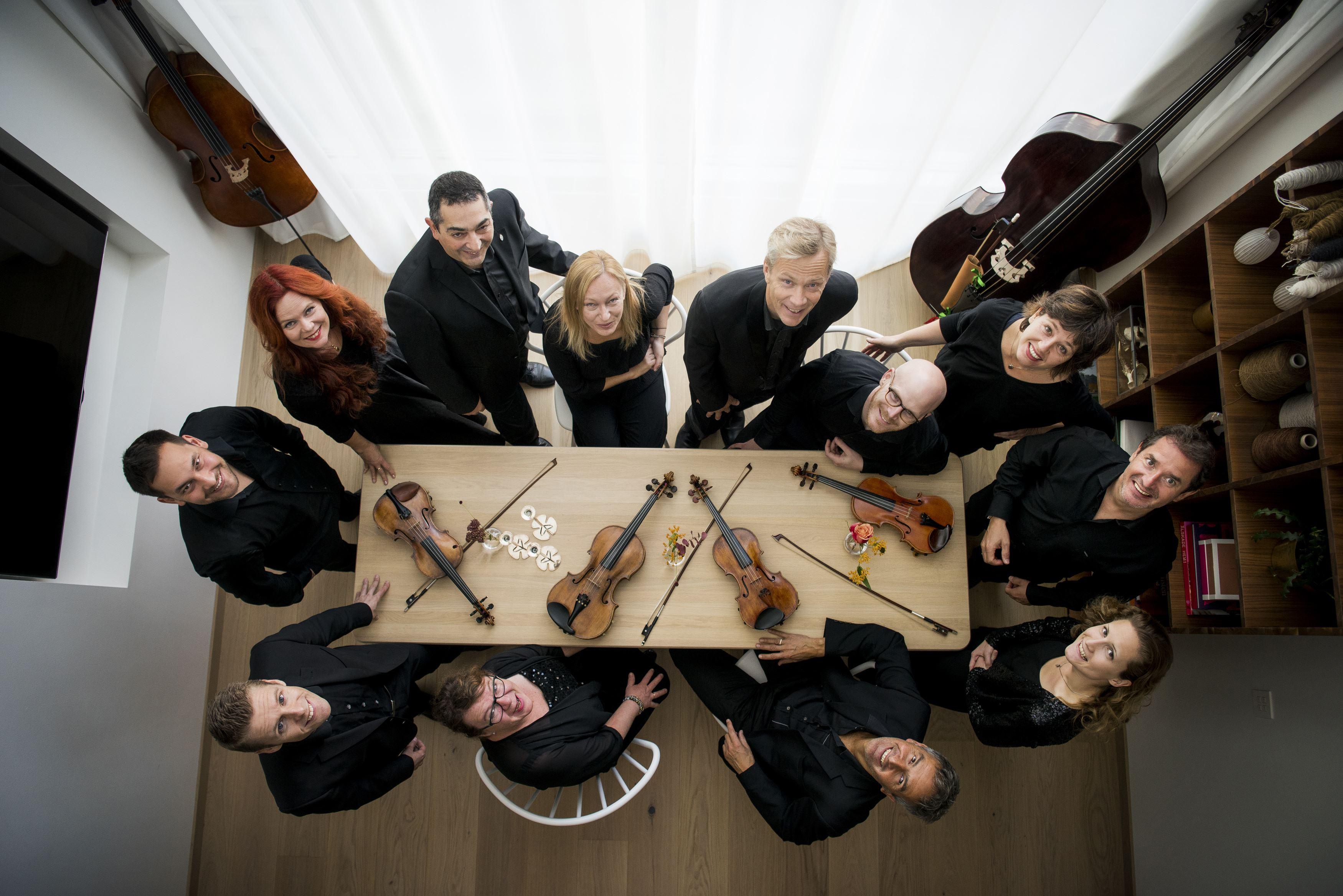 Musik: Kulturnatt Tid för jazz - Musica vitae och Jan Lundgren Trio