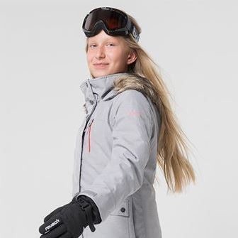 Children range - Girl ski outfit