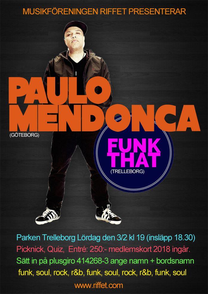 Paulo Mendonca och Funk That