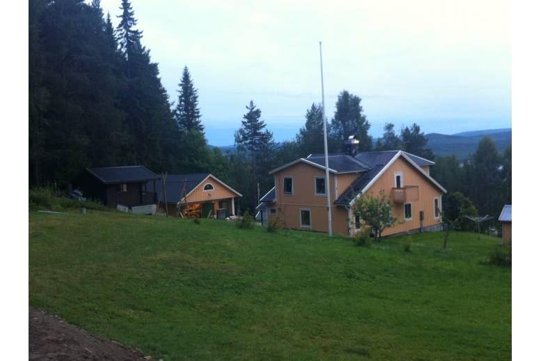 Västeralnäs - Hus o gäststuga 10 minuter från Örnsköldsvik