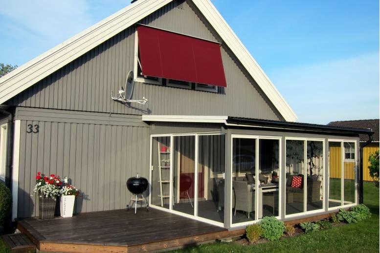 Örnsköldsvik - Villa i perfekt läge för O-Ringen