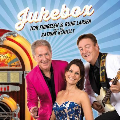 Jukebox – ein ønskekonsert med Rune Larsen, Tor Endresen & Katrine Moholt, 18 april 2018