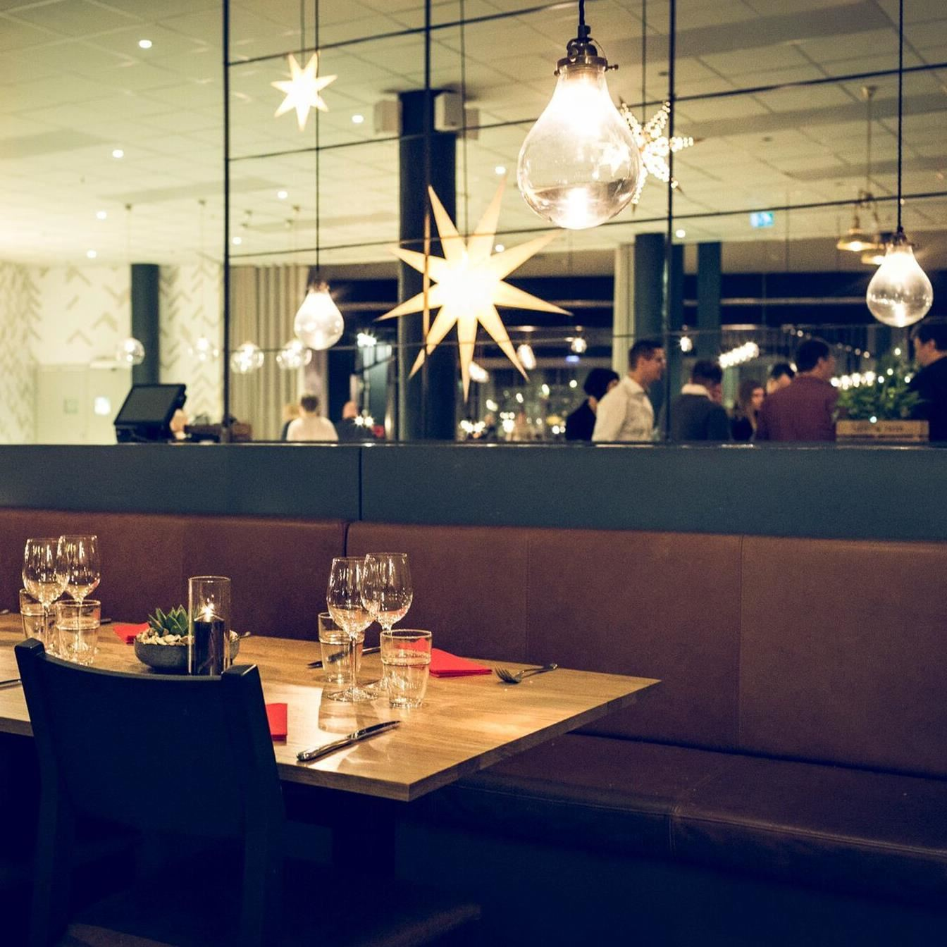 Adventsbrunch på Restaurang Grow