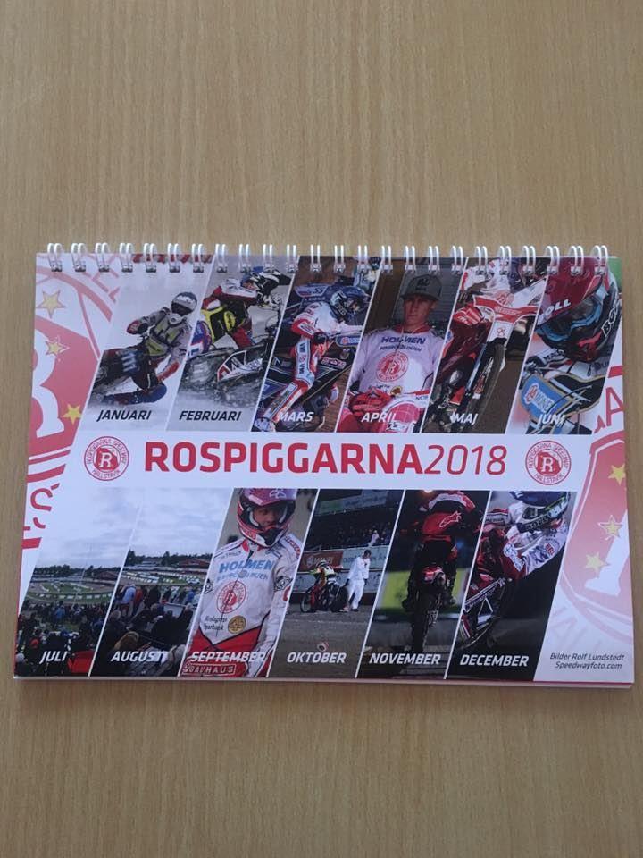 Rospiggarna Almanacka 2018