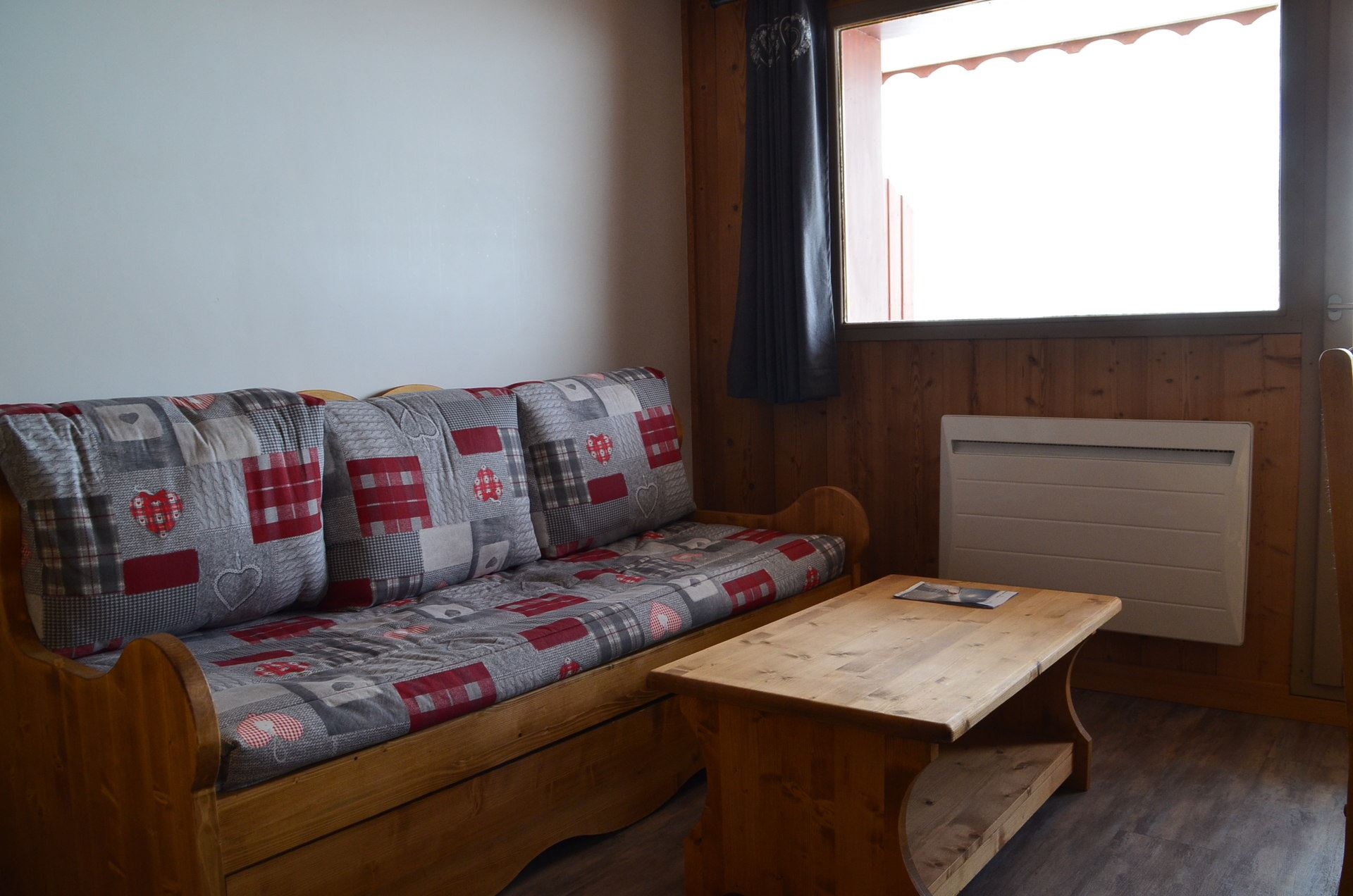 2 Rooms cabin 4/6 Pers ski-in ski-out / COURMAYEUR 332