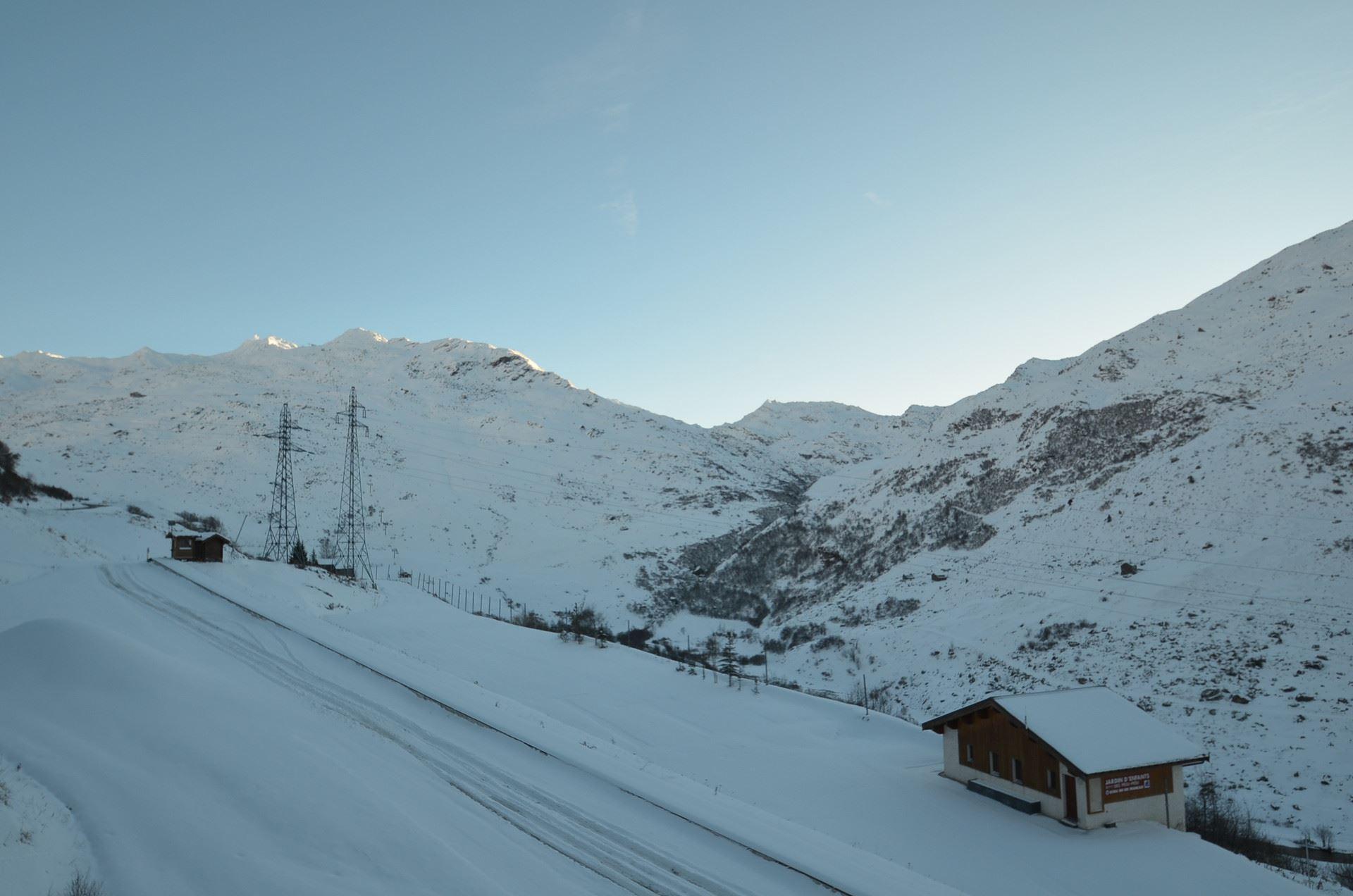 3 Pièces 4/6 Pers skis aux pieds / VALMONT 505