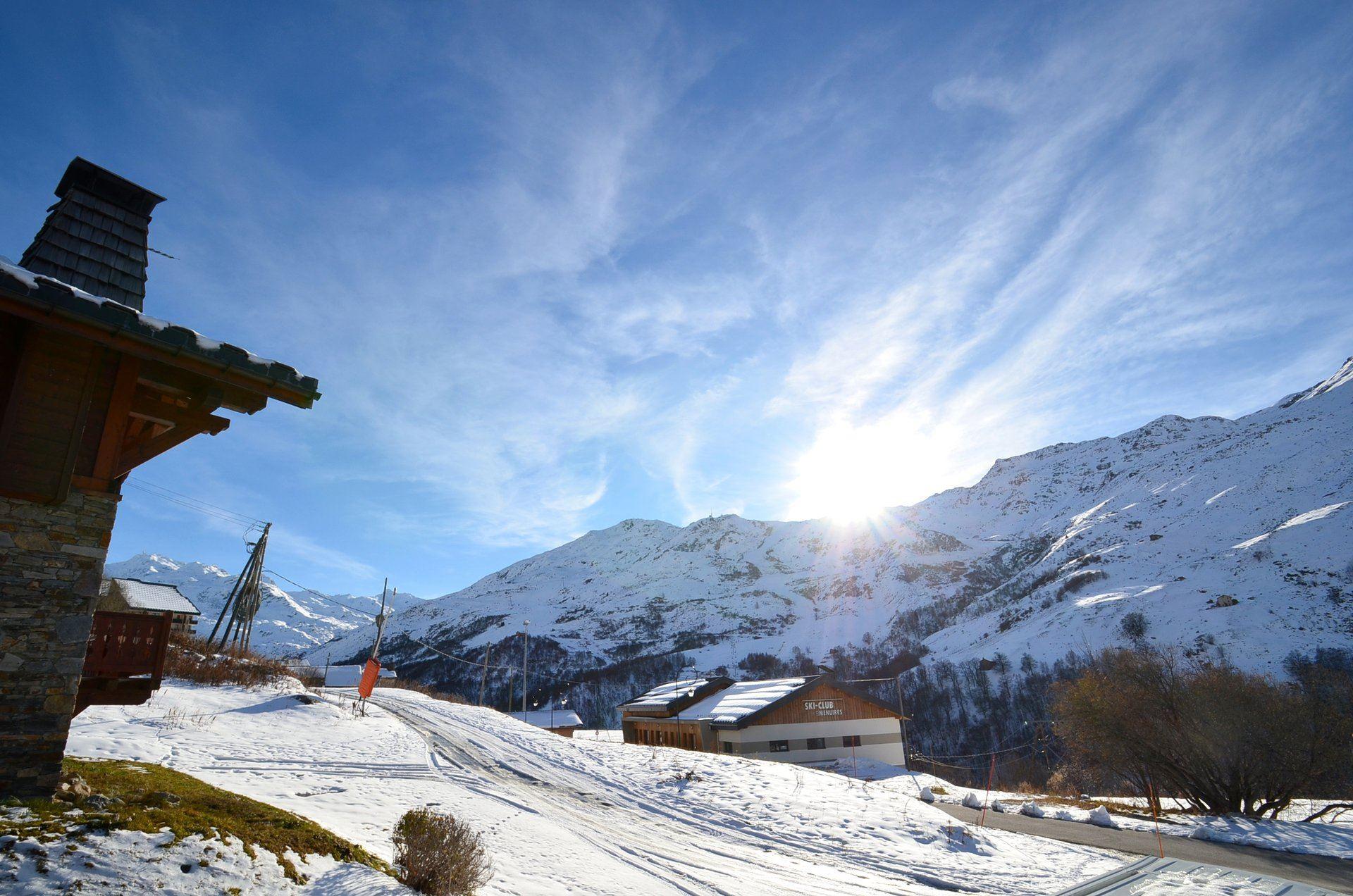 7 pièces 12 personnes ski au pieds / HAMEAU DES MARMOTTES 19