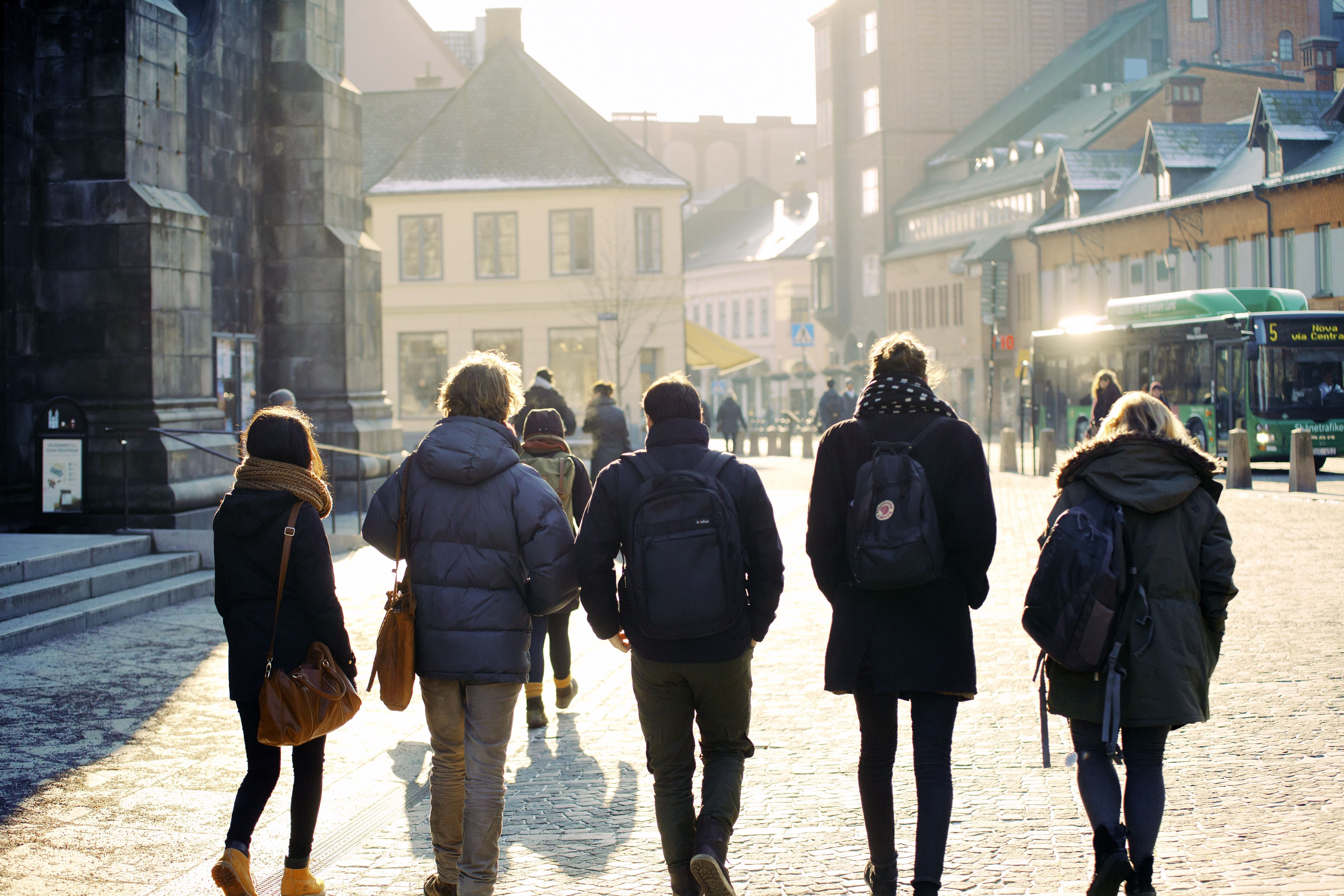 Guided City Tour of Lund in English