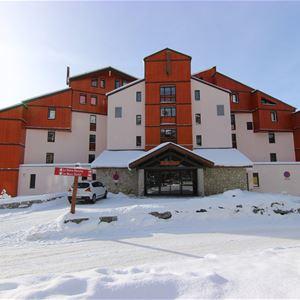 JOKER 13 / STUDIO CABIN 4 PERSONS - 1 SILVER SNOWFLAKE - VTI