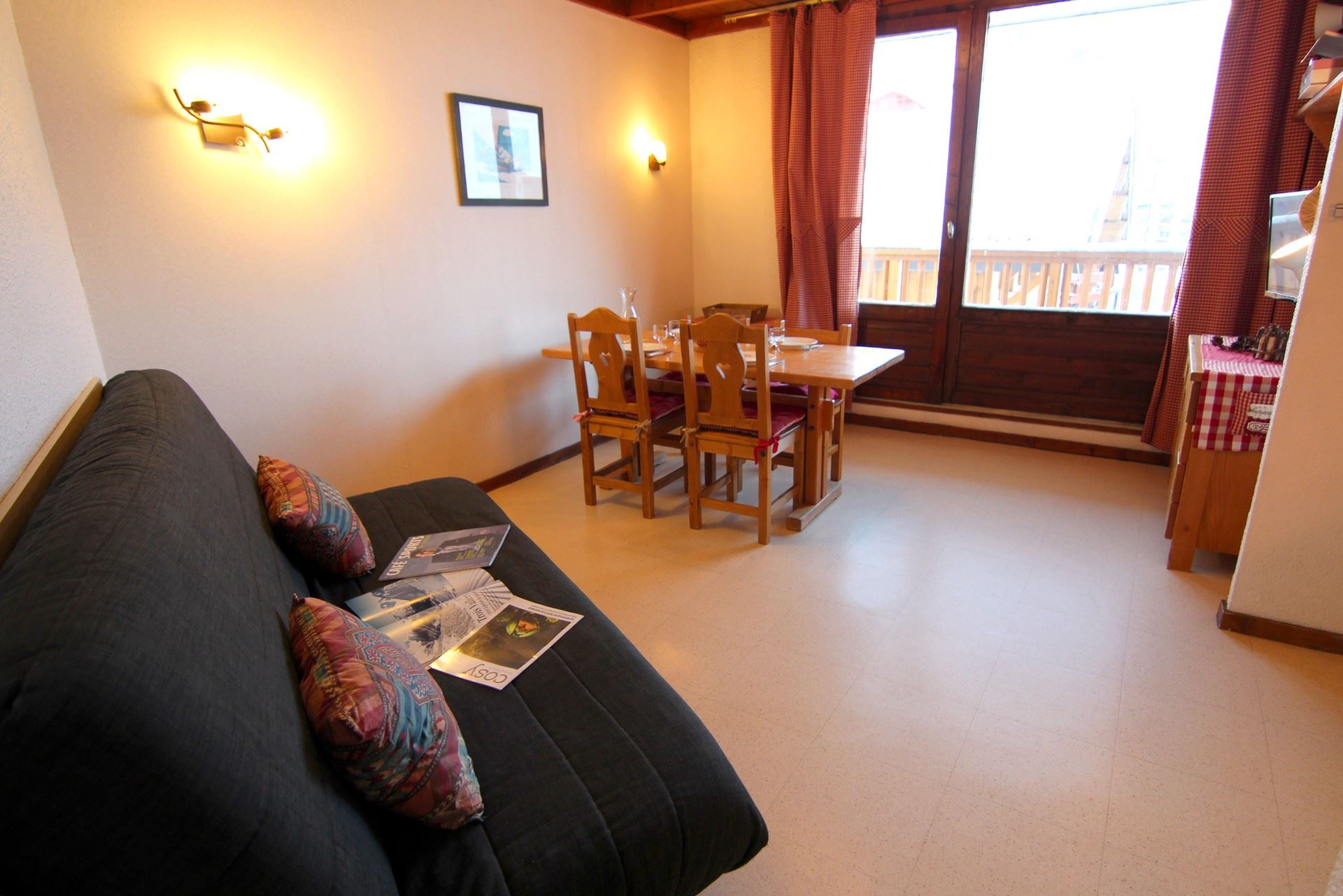 LAC BLANC 160710 / 2 rooms 5 people