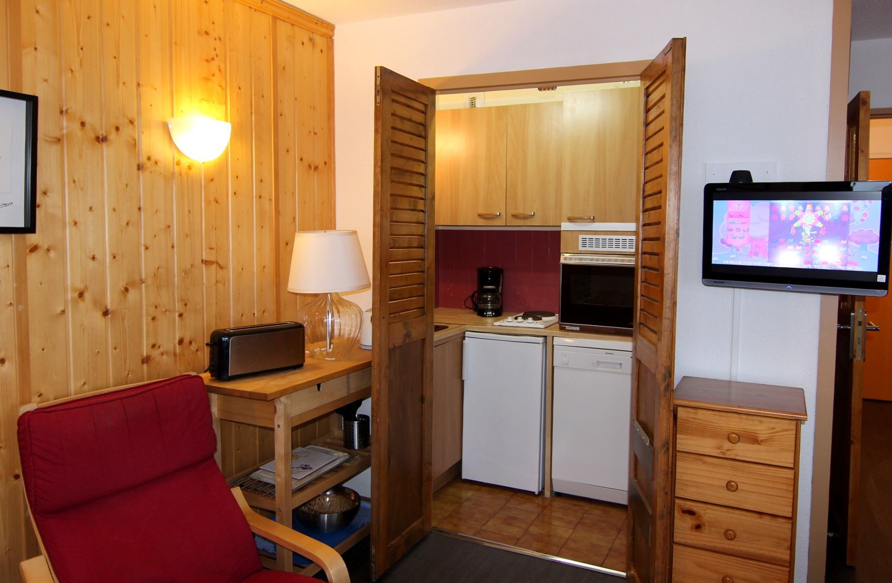 OLYMPIC 317 / 2 ROOMS 4 PEOPLE GRAND COMFORT