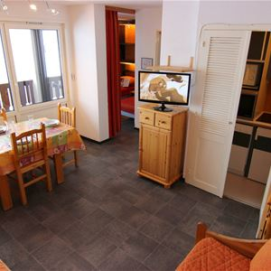 OLYMPIC 504 / APPARTEMENT 2 PIECES 4 PERSONNES - 2 FLOCONS BRONZE - VTI