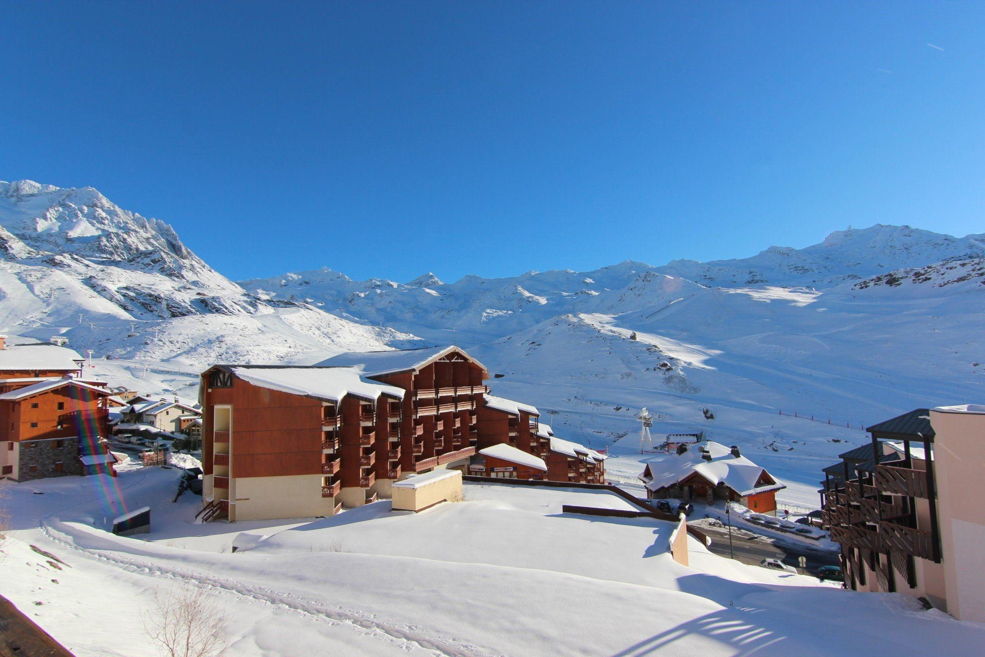 REINE BLANCHE 23 / APARTMENT 2 ROOMS CABIN 4 PERSONS - 2 SILVER SNOWFLAKES - VTI