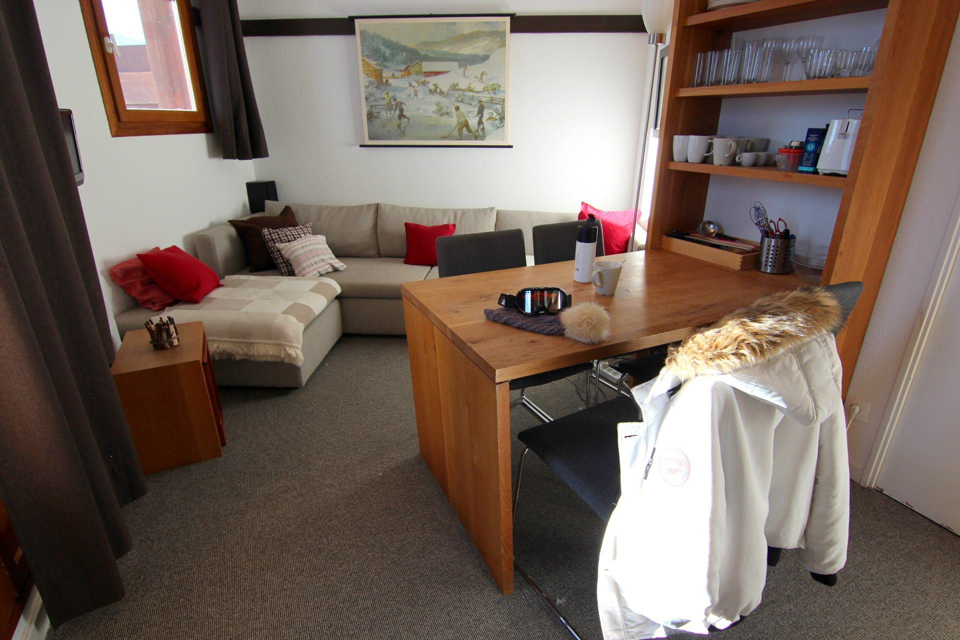 REINE BLANCHE 23 / 2 ROOMS 4 PEOPLE GRAND COMFORT