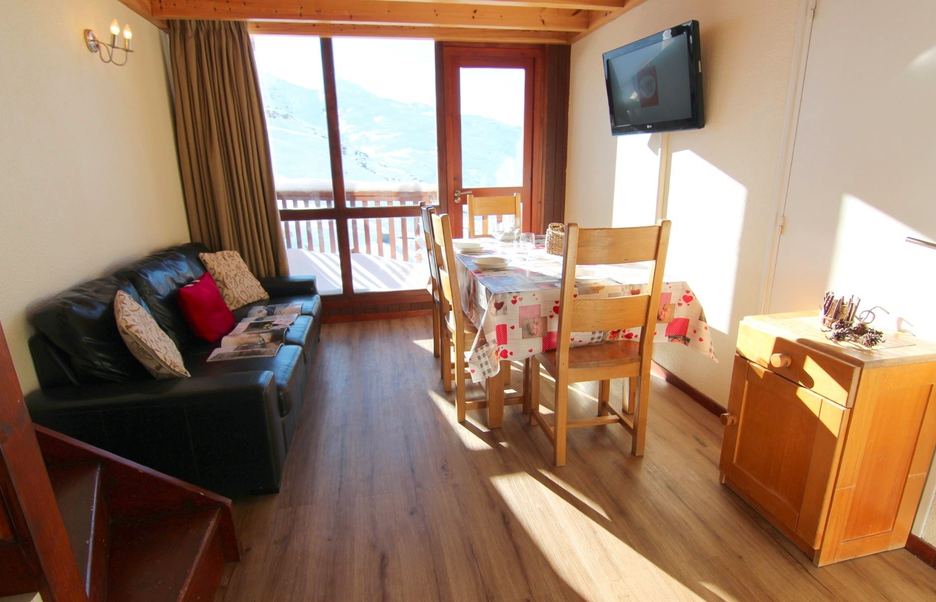 SILVERALP 566 - APARTMENT 2 ROOMS 4 PERSONS - VTI