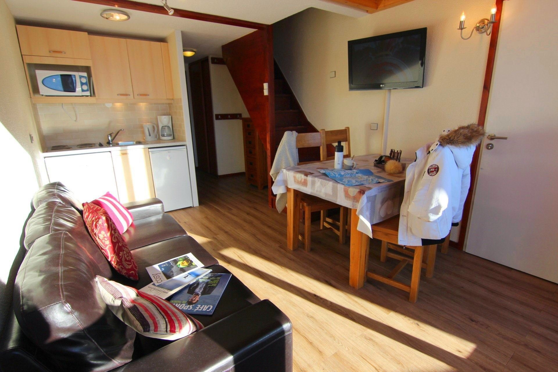 SILVERALP 567 - APARTMENT 2 ROOMS 4 PERSONS - VTI