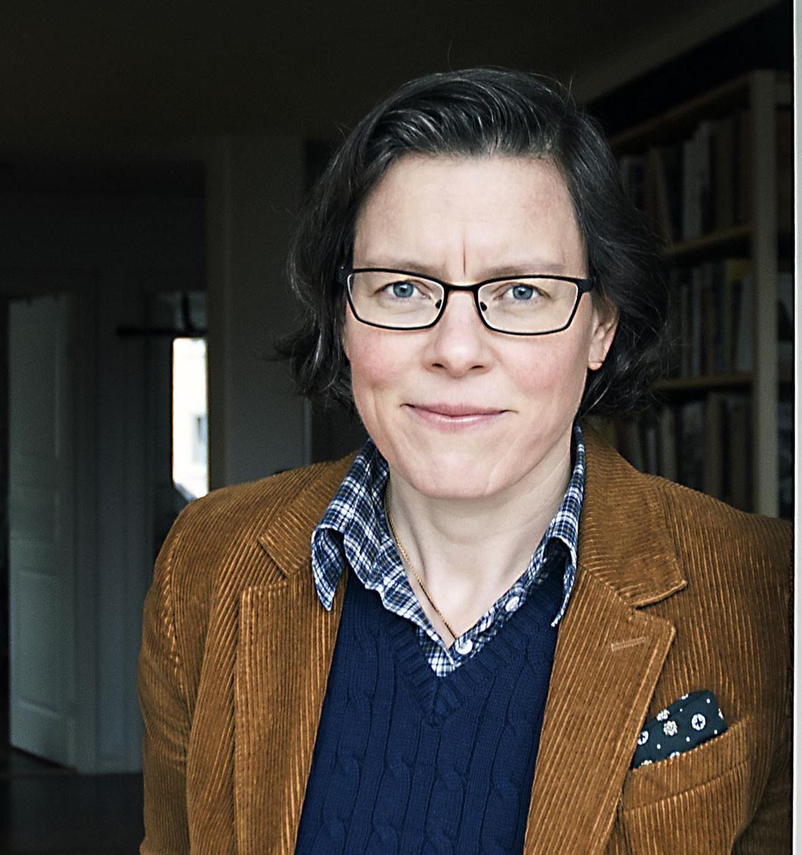Ulla Montan, BLÄCK författarscen: Lena Andersson
