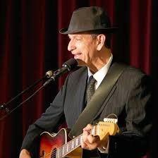 Gary Snider synger  Leonard Cohen i Maglebrænde Gamle Skole