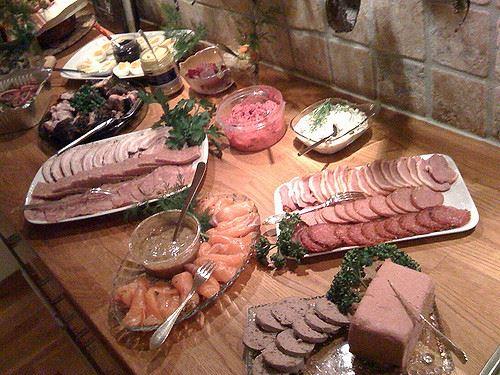 Julbord 2017: Restaurang Indivik