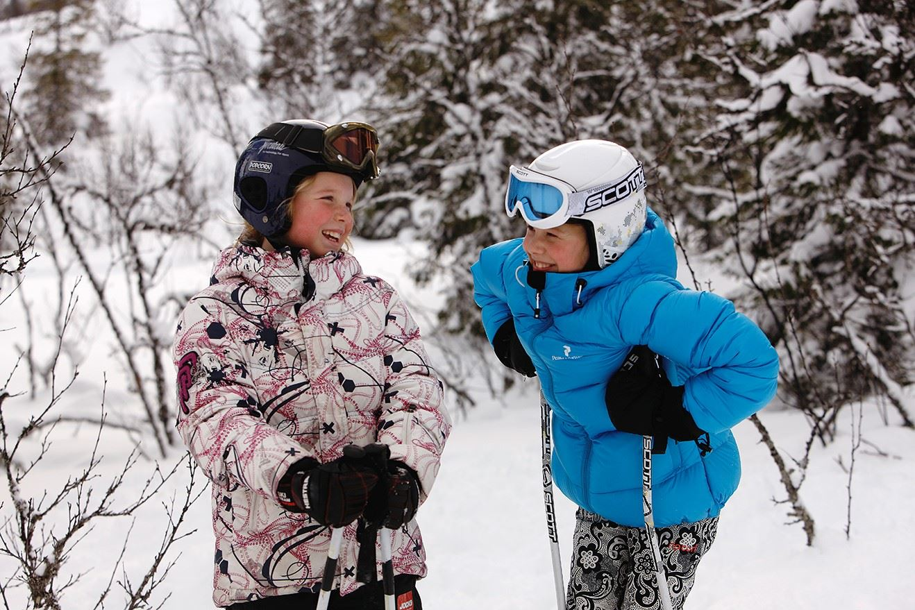 Alpinskidor Ungdom (7-17 år)
