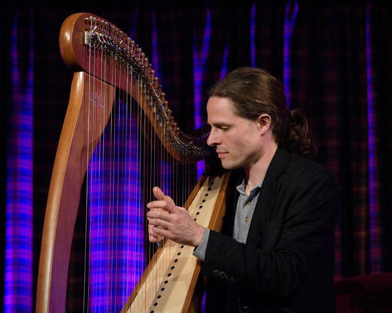 Voix bretonnes, Concert de Harpe de Tristan Le Govic