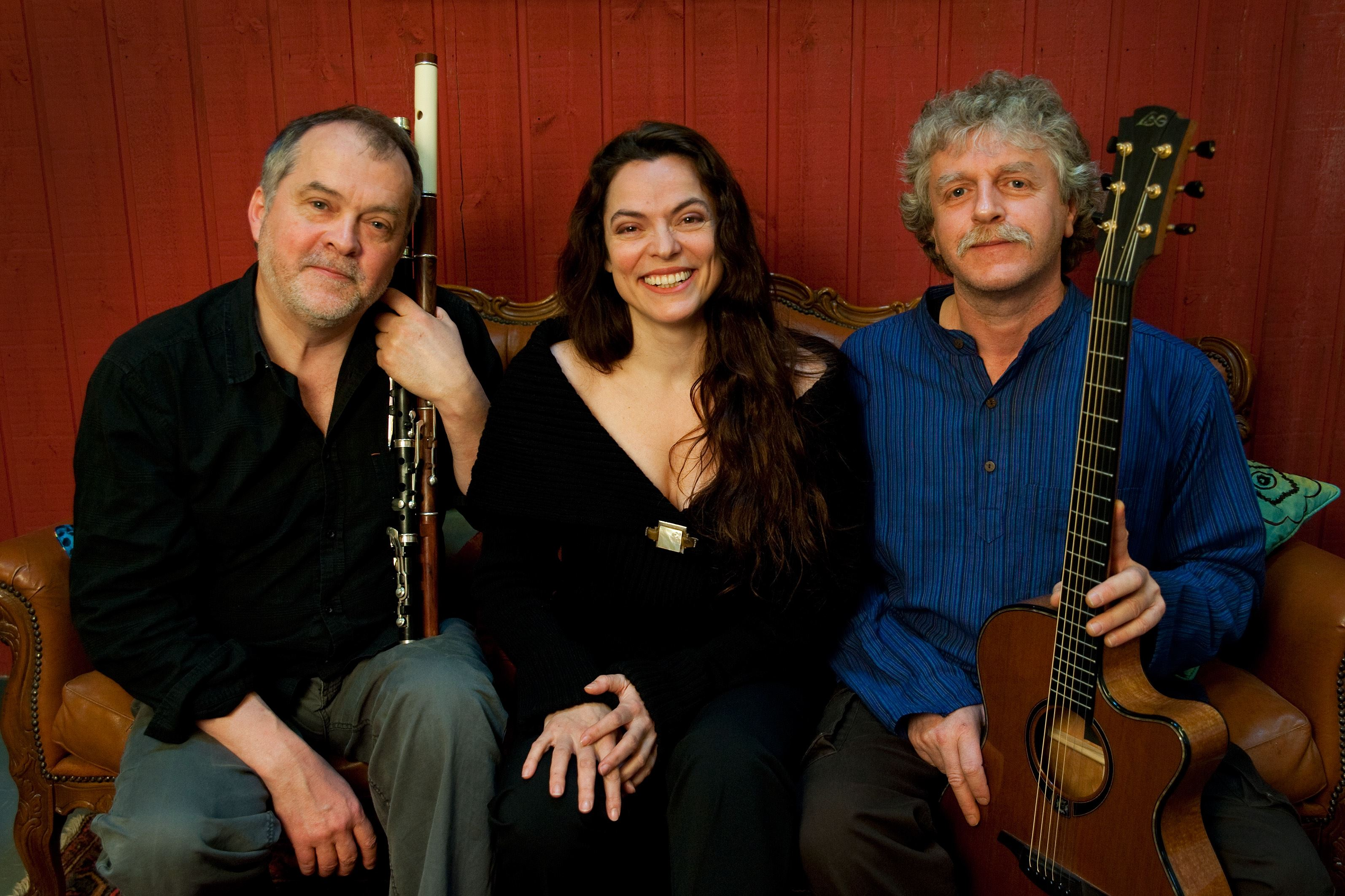 Voix bretonnes, Concert Trio Empreintes
