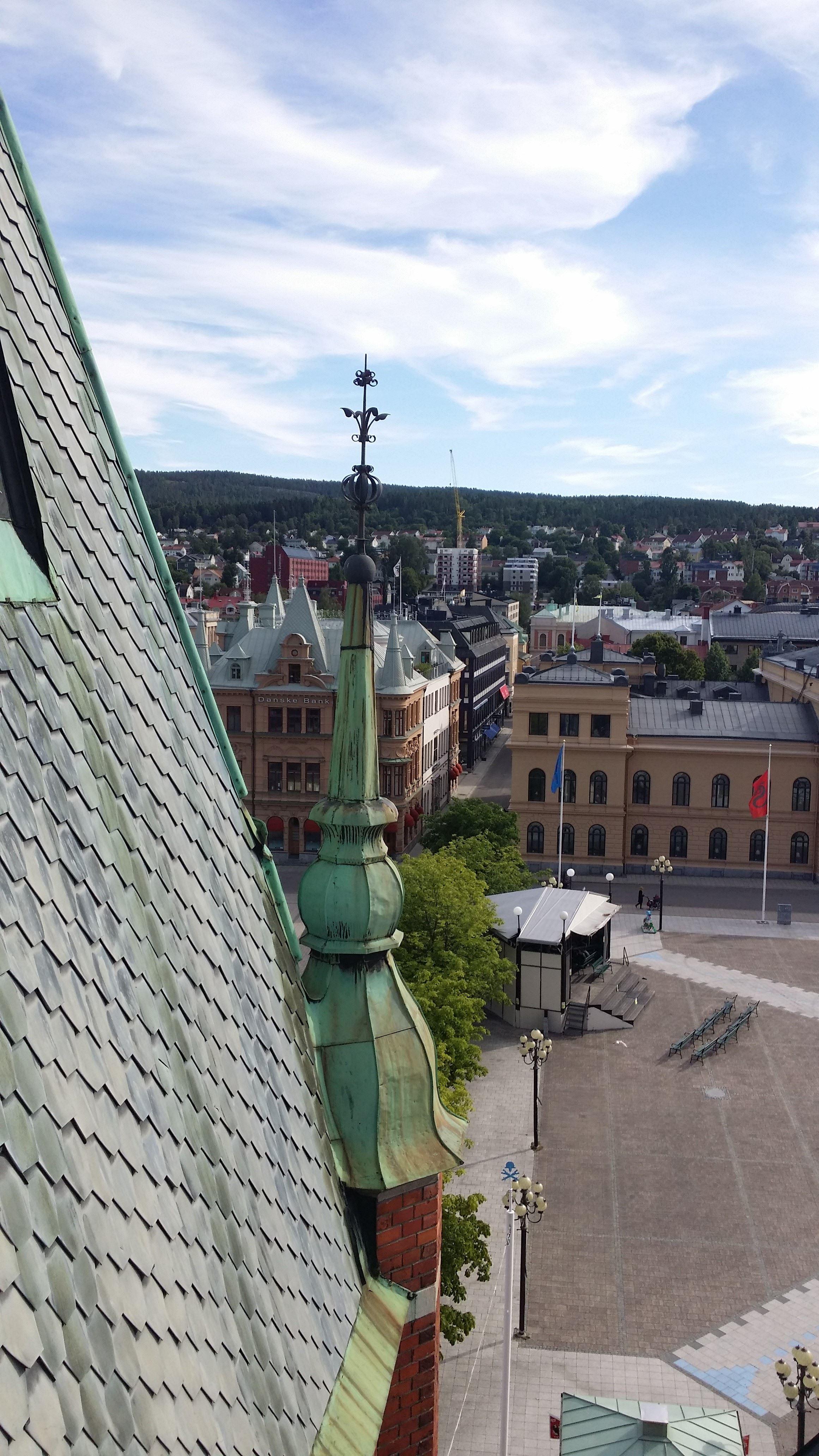 Stenstan - Sundsvalls Steinstadt