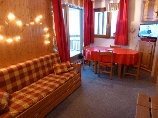 3 Rooms 6 Pers ski-in ski-out / BELLEVUE 15