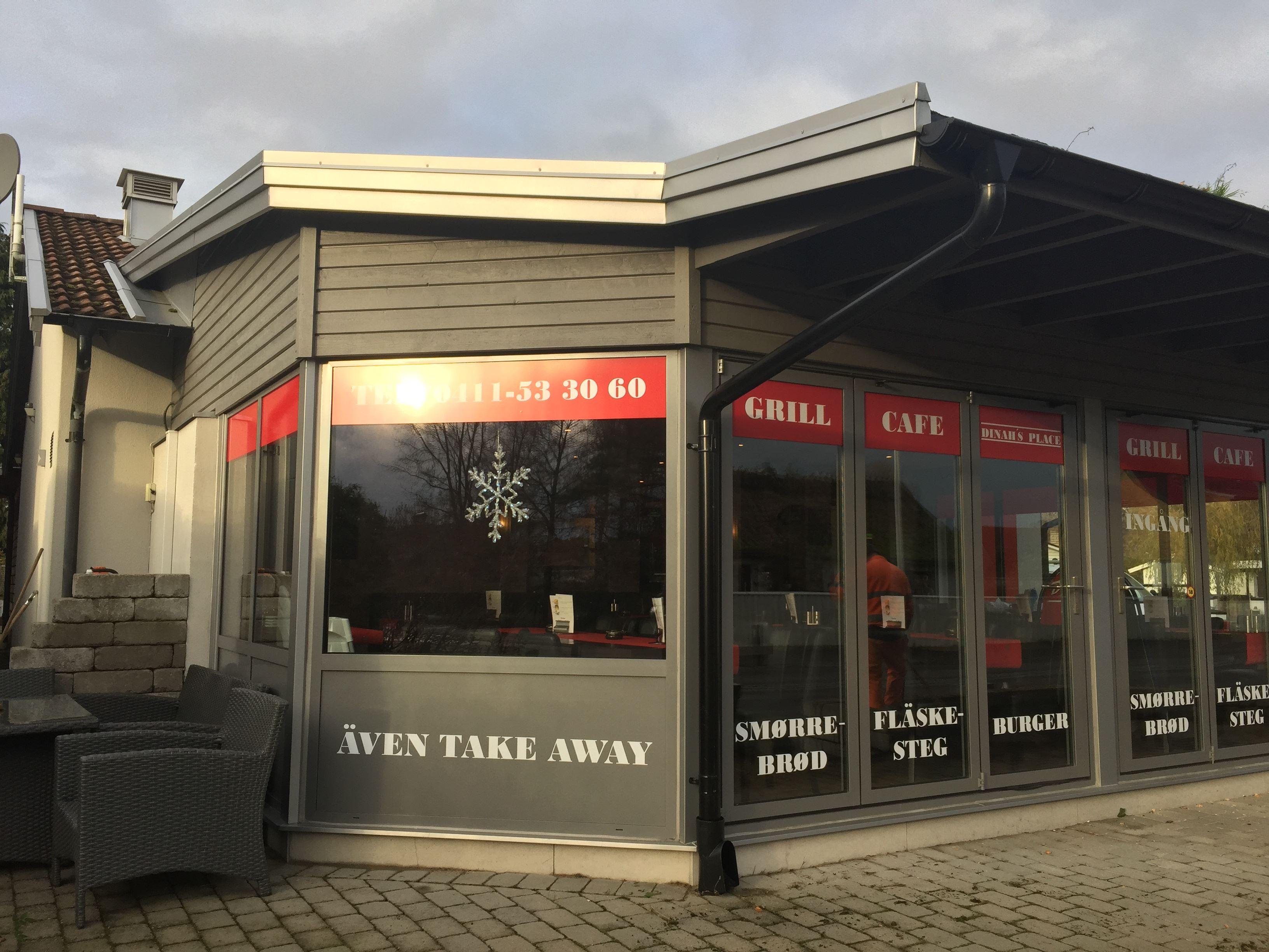 Restaurang med inriktningen dansk mat