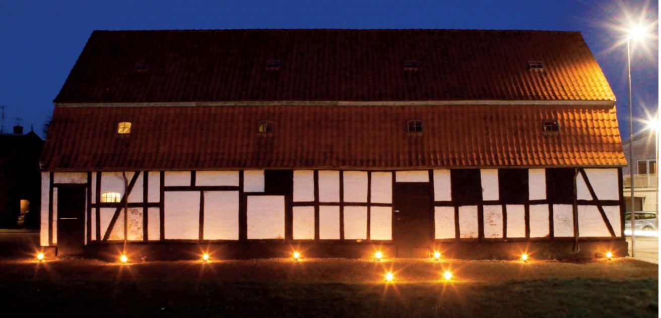 Fremvisning af skitseprojekt til Købstadshotellet i Det gamle Rådhus