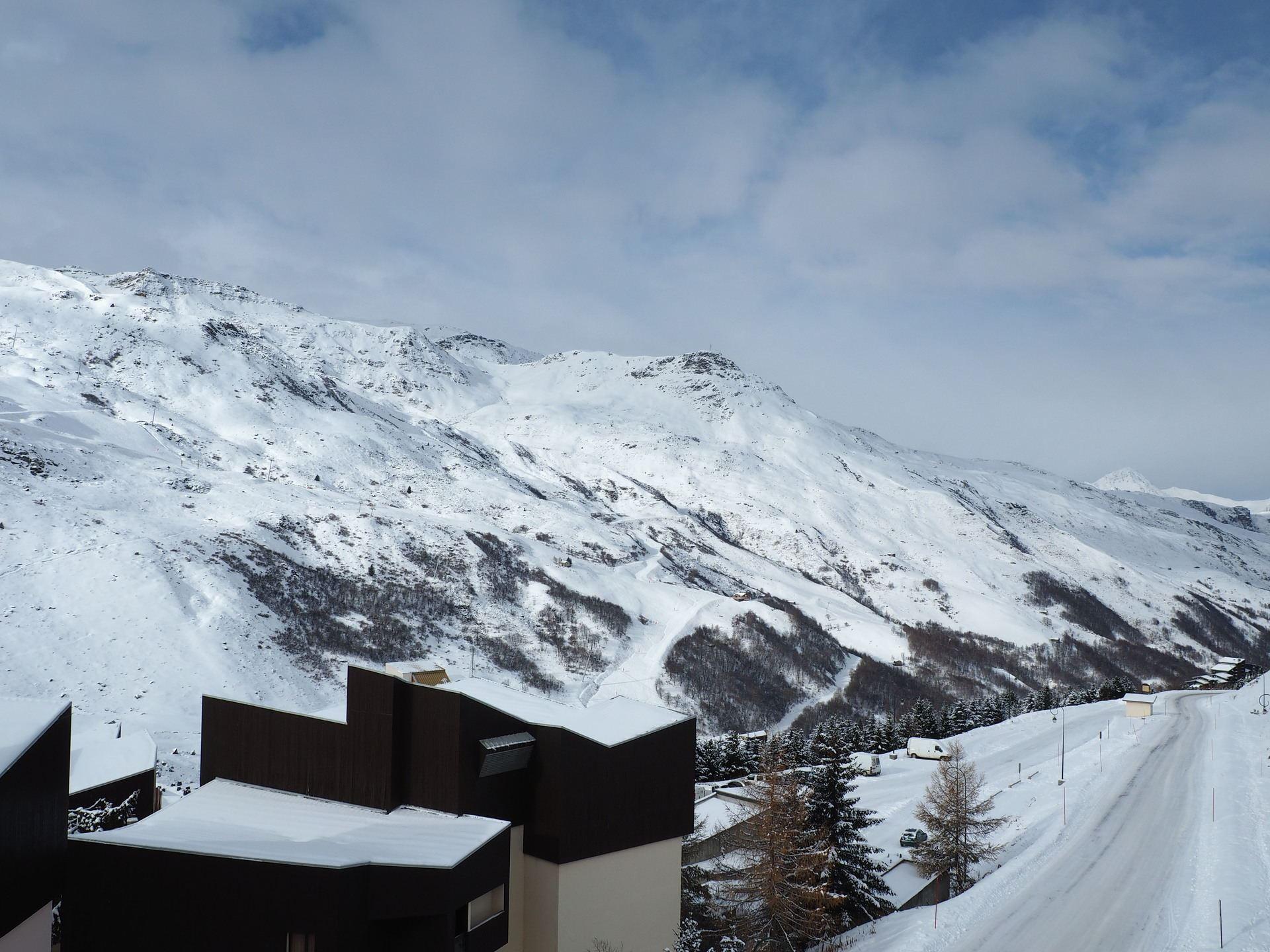 4 Pers Studio ski-in ski-out / GENEPI 47
