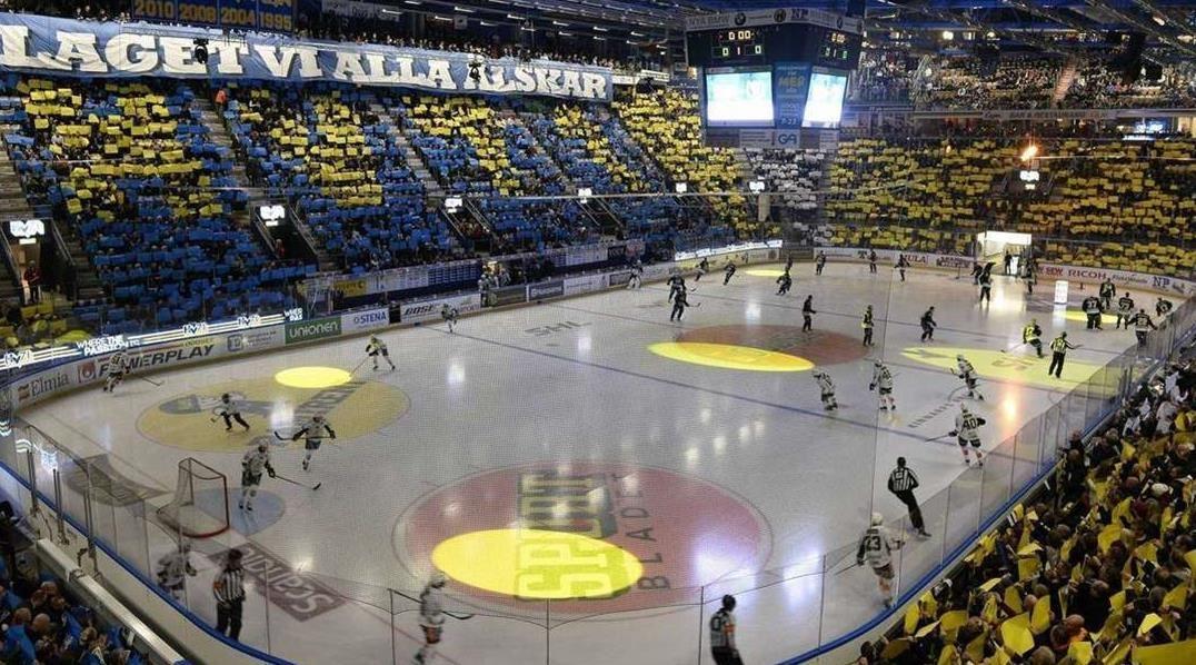 HV71-Brynäs IF
