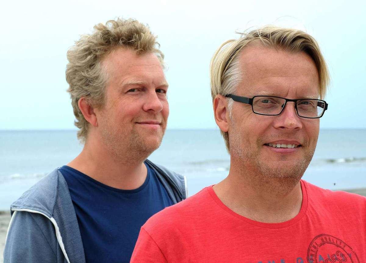 Musikriket Plötsligt 2018: Duo Ljungkvist & Hjorth