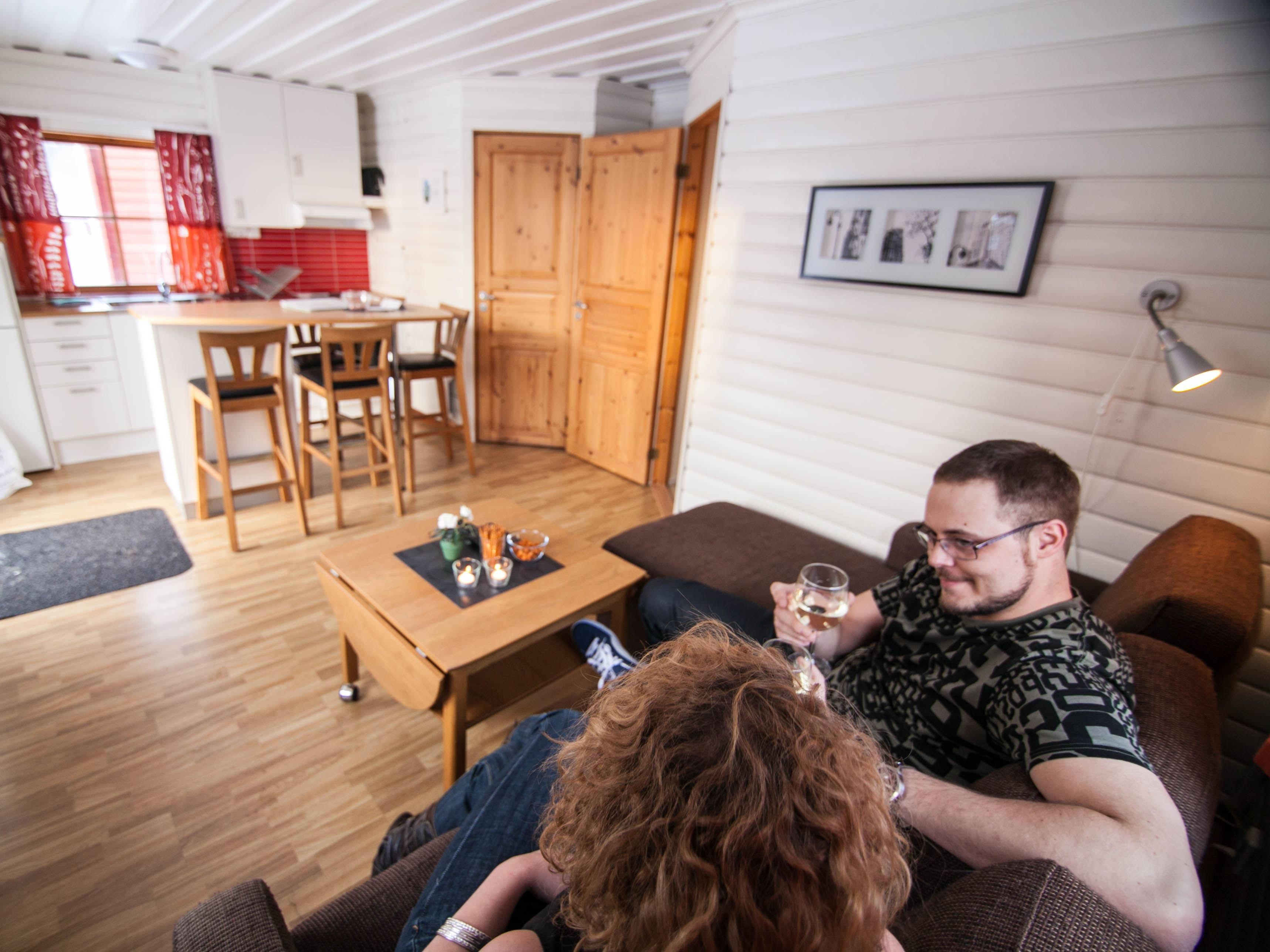 Skellefteå Camping / Cottage