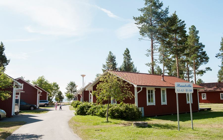 Byske Havsbad / Hütten