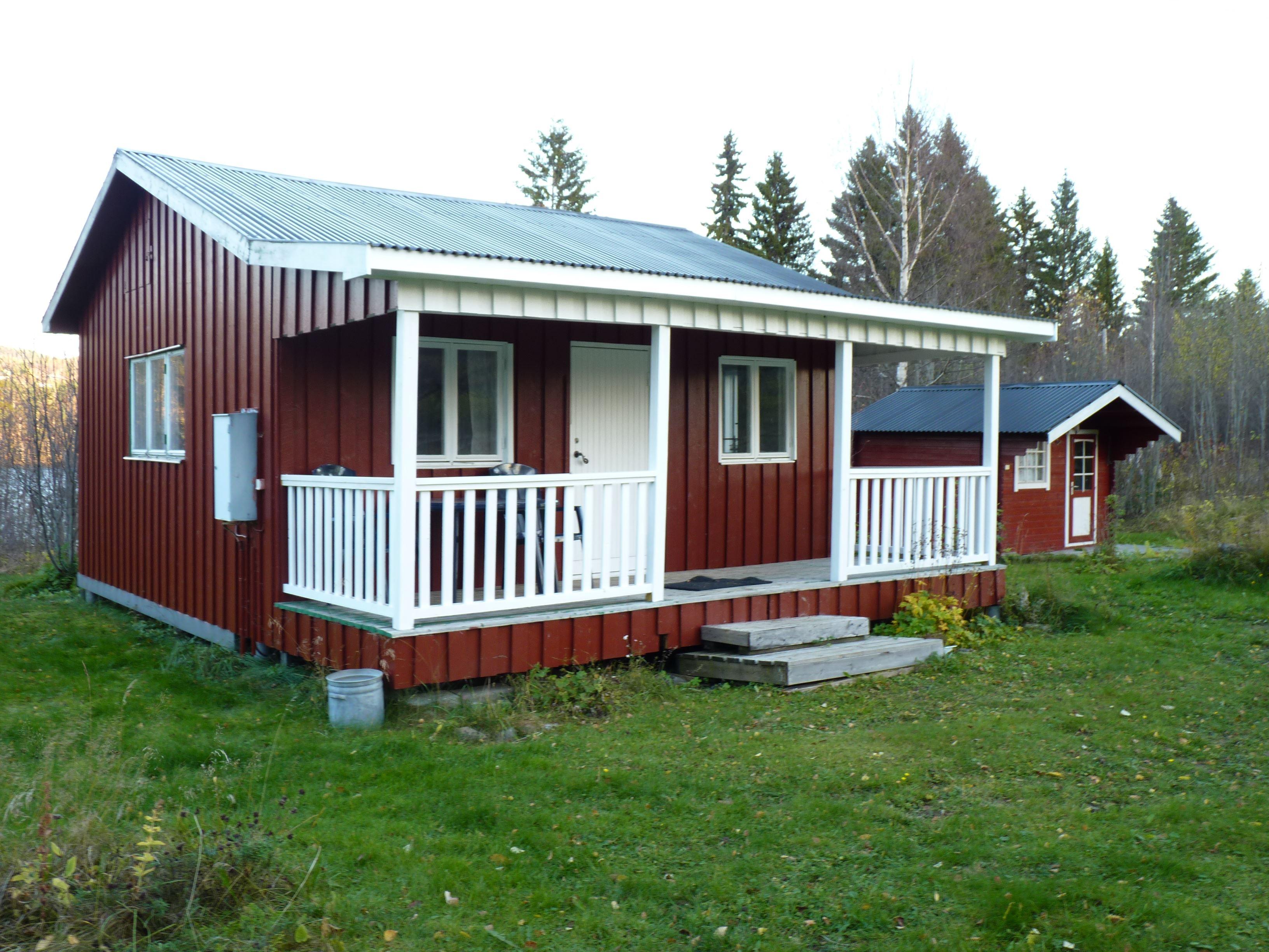 Hammarstrands Camping/Ferienhäuser