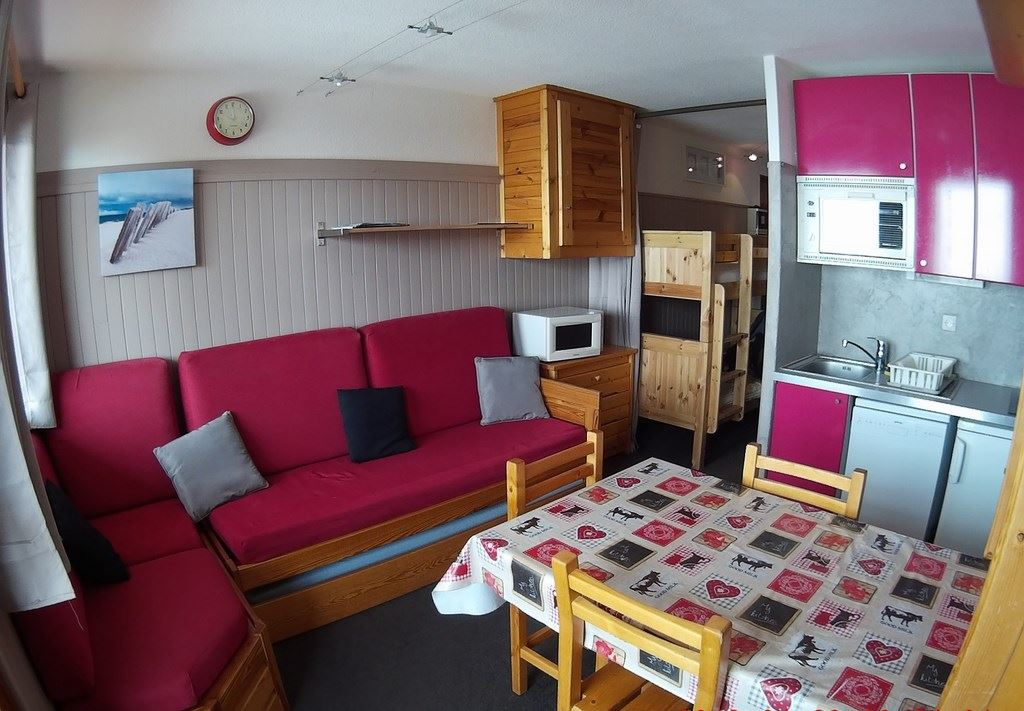 REINE BLANCHE 13 - 2 ROOMS 4 PERSONS - CI
