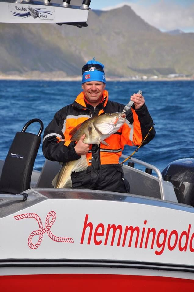 Boat rental in Ballstad - Hemmingodden Lofoten Fishing Lodge