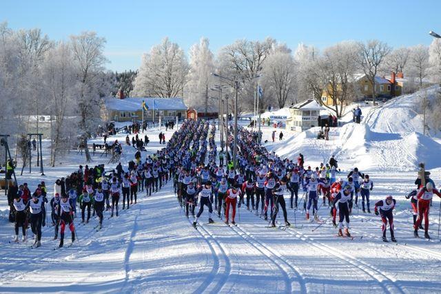 © Nässjö ski, Nässjöloppet