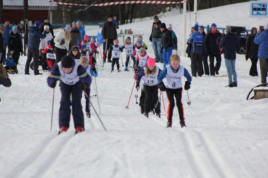 © Nässjö ski, Zontävling