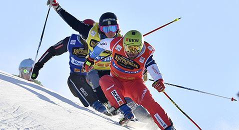 Idre Fjäll, FIS Skicross & Europa Cup