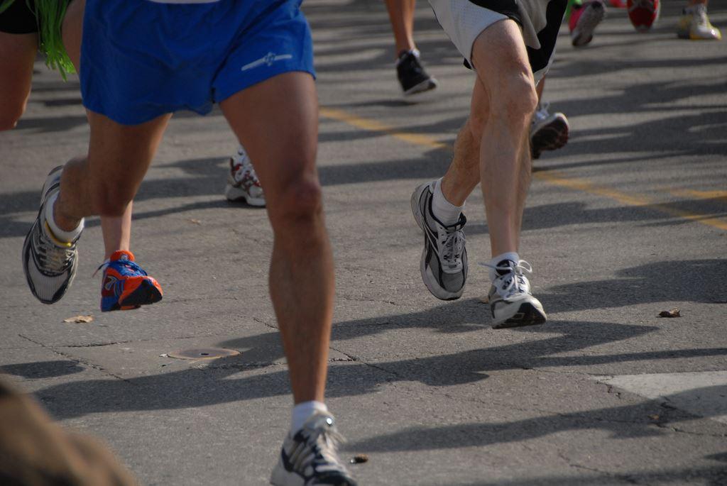 Löpning: Baltzarlunken