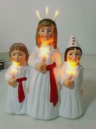 Vi sjunger in julen med Lucia