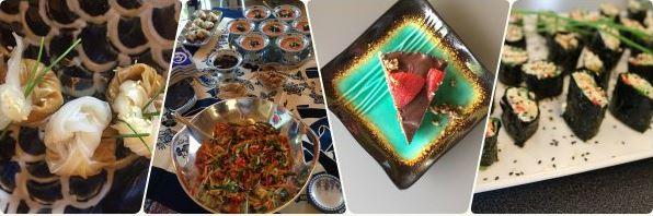 Workshop på Ecotopia: Rawfoodköket