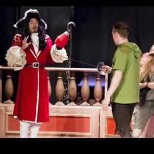 Peter Pan och den förskräcklige Kapten Krok