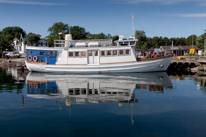 Boat rental - M/S Södern II