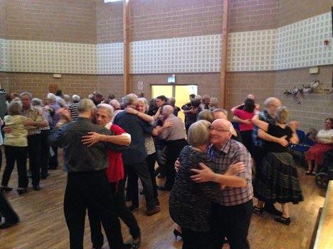 PRO-Dans för pensionärer