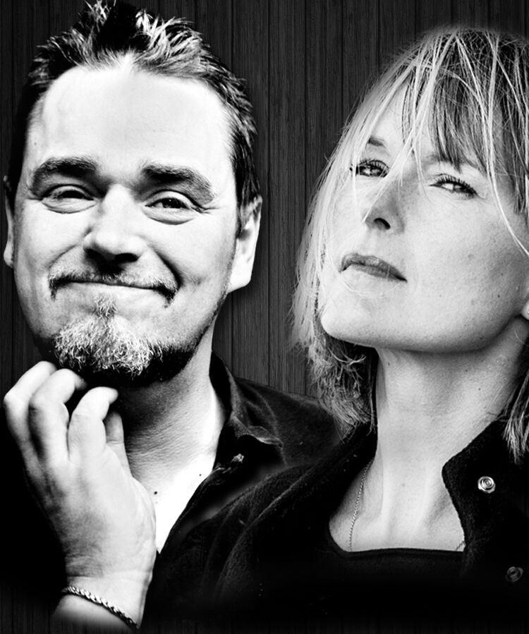 Du & jag farsan med Jack Vreeswijk och CajsaStina Åkerström