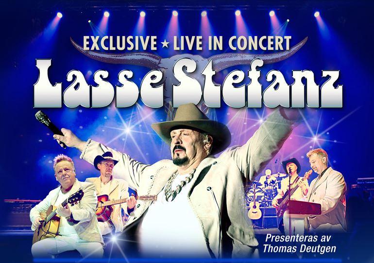 Concert - Lasse Stefanz exclusive